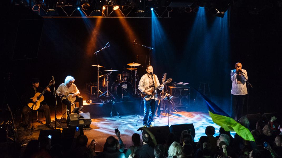 Vorgruppe beim Konzert von RUSLANA in Hannover am 10.12.2016