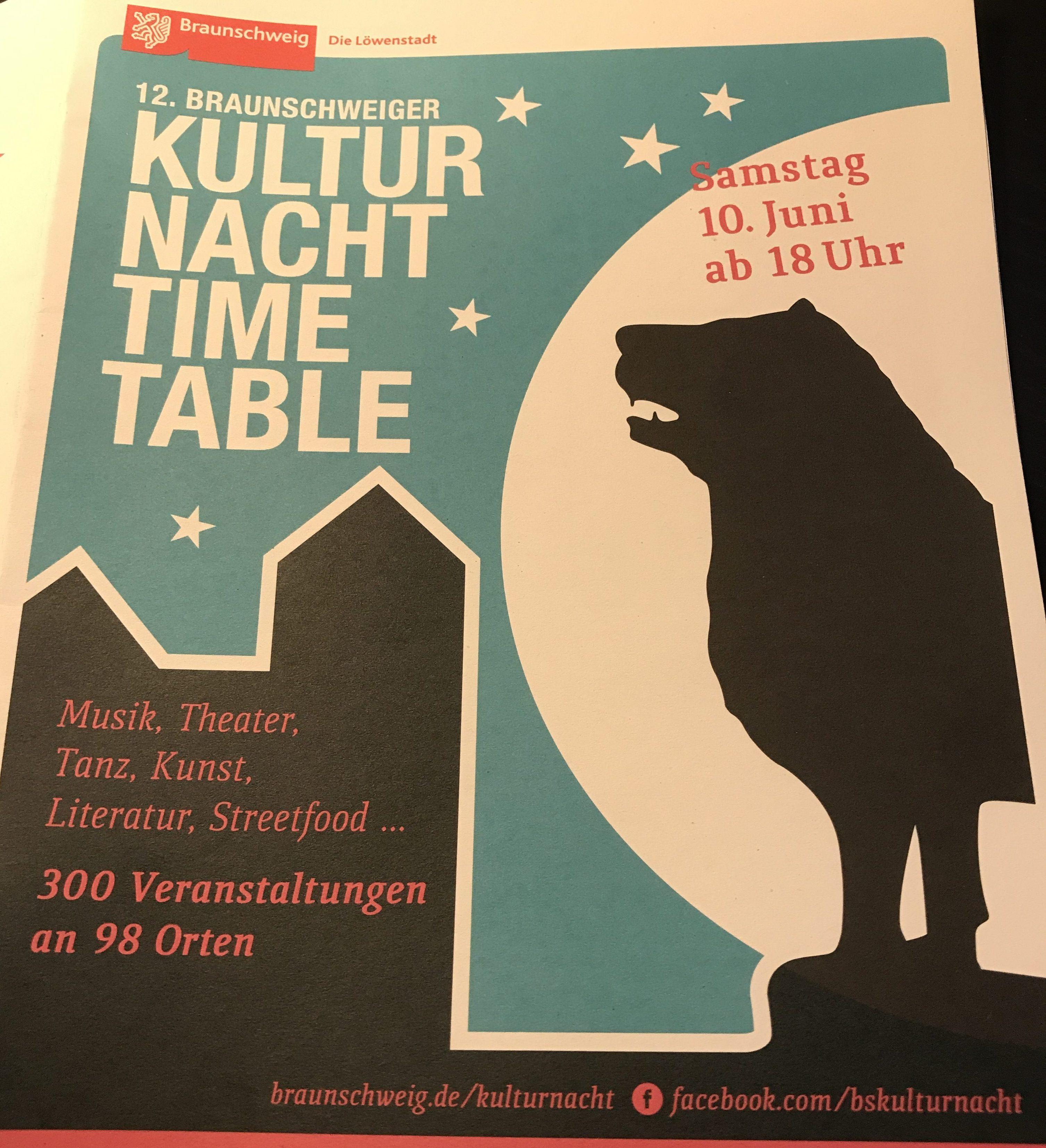 Kulturnacht Braunschweig 2017