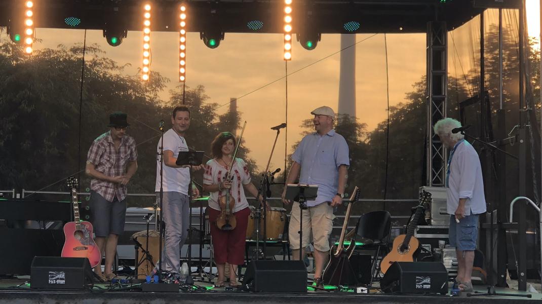 Sommerfest des Haus der Kulturen Braunschweig 2018