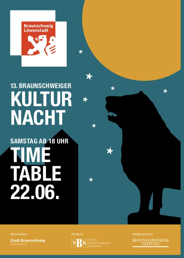 13. Braunschweiger Kulturnacht